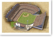 Mile High Stadium - Colorado Rockies Print