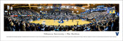 Villanova Wildcats at the Pavilion Panoramic Poster