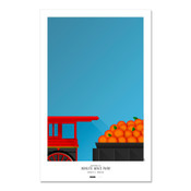 Houston Astros - Minute Maid Park (Train) Art Poster