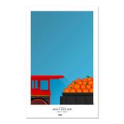 Houston Astros - Minute Maid Park (Train) Art Poster