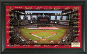 Chase Field - Arizona Diamondbacks 2018 Signature Field