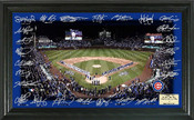 Wrigley Field - Chicago Cubs 2017 Signature Field