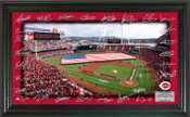 Great American Ball Park - Cincinnati Reds 2018 Signature Field