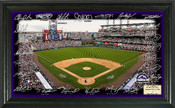 Coors Field - Colorado Rockies 2017 Signature Field