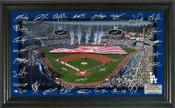 Dodger Stadium - Los Angeles Dodgers 2018 Signature Field