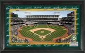 Oakland Coliseum - Oakland A's 2018 Signature Field