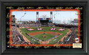 AT&T Park - San Francisco Giants 2018 Signature Field