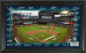 Safeco Field - Seattle Mariners 2018 Signature Field