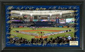 Tropicana Field - Tampa Bay Rays 2017 Signature Field