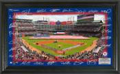 Globe Life Park - Texas Rangers 2018 Signature Field