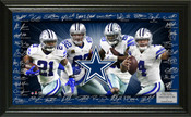 Dallas Cowboys 2017 Signature Gridiron Collection
