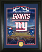 "New York Giants ""Stadium"" Bronze Coin Photo Mint"