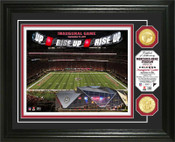 Atlanta Falcons Mercedes Benz Stadium Inaugural Game Photo Mint