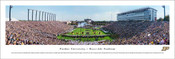 Purdue Boilermakers at Ross Ade Stadium Panoramic Poster