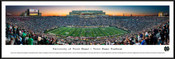 Notre Dame Fighting Irish at Notre Dame Stadium Panorama Poster