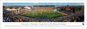 Wyoming Cowboys at War Memorial Stadium Panorama Poster