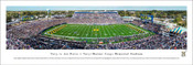 Navy Midshipmen at Navy-Marine Corps Memorial Stadium Panorama Poster