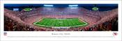 """Kansas City Chiefs """"Monday Night Football"""" at Arrowhead Stadium Panoramic Poster"""
