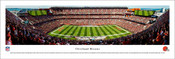 Cleveland Browns at FirstEnergy Stadium Panoramic Poster