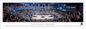 Xavier vs Cincinnati Basketball at the Cintas Center Panoramic Poster