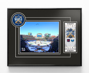 2018 NHL Winter Classic 8x10 Photo Ticket Frame - Rangers vs Sabres