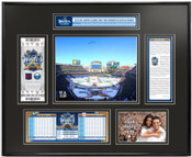 2018 NHL Winter Classic Ticket Frame - Rangers vs Sabres