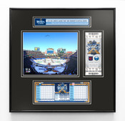 2018 NHL Winter Classic Ticket Frame Jr - Rangers vs Sabres