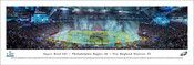 Super Bowl LII Philadelphia Eagles Championship Panoramic Poster