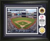 New York Yankees - Yankee Stadium Dirt Coin Photo Mint