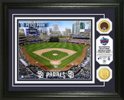 San Diego Padres - Petco Park Dirt Coin Photo Mint