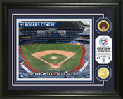 Toronto Blue Jays - Rogers Centre Dirt Coin Photo Mint