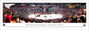 2018 Stanley Cup Champions Washington Capitals Panoramic Poster