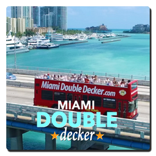 Miami Double Decker Tour