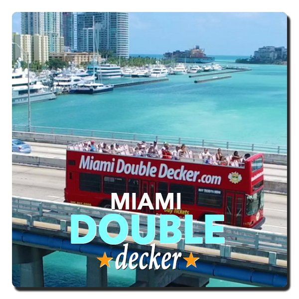 Miami Double Decker Tours