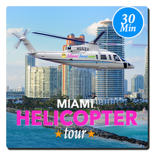 Helicopter Tour 30 Min (From Helipad)