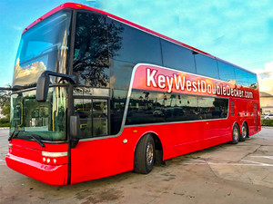 Miami To Key West Double Decker Bus Tour