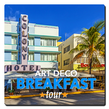 Art Deco Breakfast Tour
