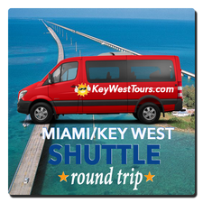 Miami / Key West Shuttle (Round Trip)