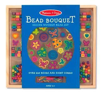 Bead Bouquet Wooden Bead Set