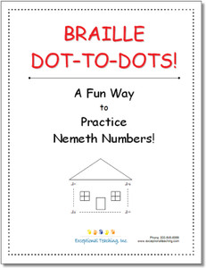 Braille Dot-to-Dots