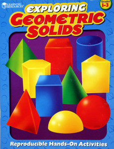 Exploring Geometric Solids Book