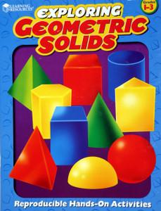 Exploring Geometric Solids Book