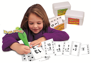 Interactive Math Flash Cards