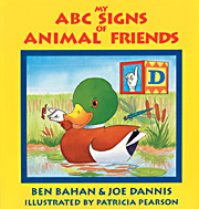 My ABC Signs of Animal Friends