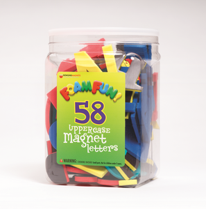 Magnet Lowercase Letters and Numbers