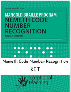 Mangold Nemeth Code Number Recognition Kit