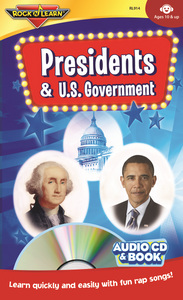 Rock 'N Learn Presidents & U.S. Government Rap