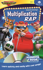 Rock ''N' Learn Multiplication & Division Rap