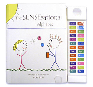 The SENSEsational Alphabet Book (English)