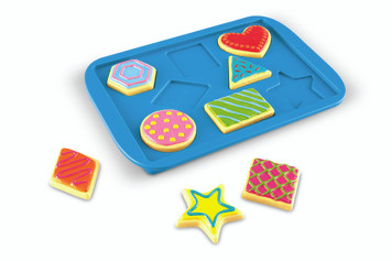 Shape Matching Cookies